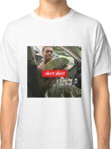 Supreme x Kodak Black x Skrr Skrr Classic T-Shirt