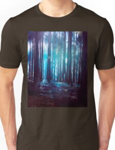 Forest light 03 Unisex T-Shirt