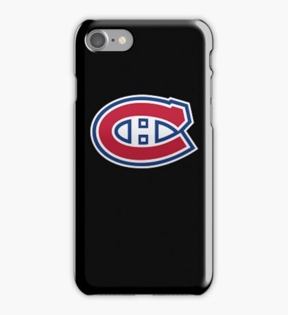 National Hockey League - Montreal Canadiens iPhone Case/Skin