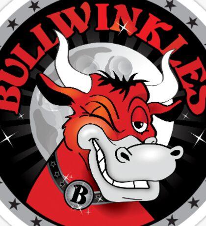 Bullwinkles Sticker