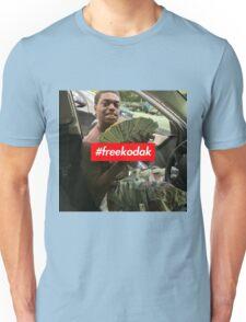 Free Kodak Black x Supreme Unisex T-Shirt