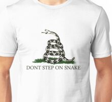 DONT STEP ON SNAKE Unisex T-Shirt