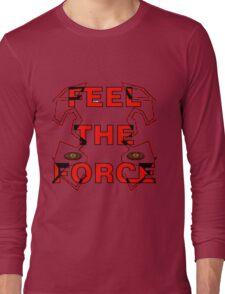 Star Wars, Darth Maul, Feel the Force Long Sleeve T-Shirt