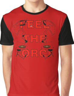 Star Wars, Darth Maul, Feel the Force Graphic T-Shirt