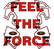 Star Wars, Darth Maul, Feel the Force Photographic Print