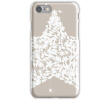Natural star iPhone Case/Skin