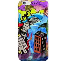 The Dangerous Migration iPhone Case/Skin