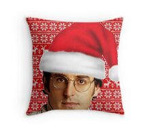 All I want for Christmas is Lou Throw Pillow