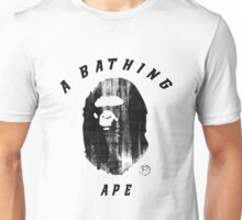 B&W BAPE  Unisex T-Shirt