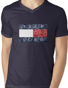 TRAP LORD / LEAN Mens V-Neck T-Shirt