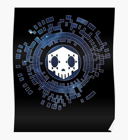 Skycode: Sombra (Skull Sky) Poster