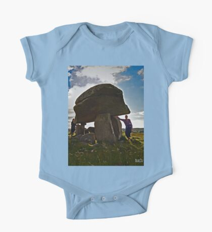 Kilclooney Dolmen, County Donegal One Piece - Short Sleeve