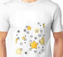 Star background Unisex T-Shirt