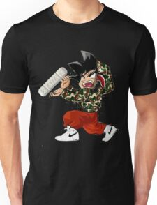 DRAGONBALL Z GOKU XANAX BAPE SHIRT Unisex T-Shirt