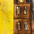 Yellow light by Catrin Stahl-Szarka