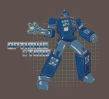 Optimus Time Kids Clothes