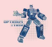 Optimus Time One Piece - Short Sleeve