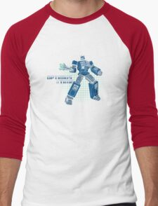 Optimus Time Men's Baseball ¾ T-Shirt