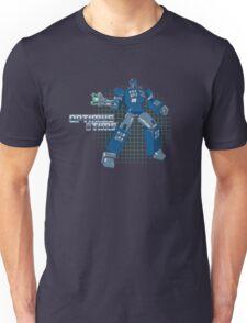 Optimus Time Unisex T-Shirt