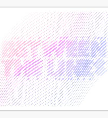 Between The Lines Sticker