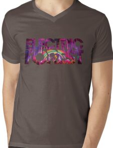 Electric Forest Mens V-Neck T-Shirt