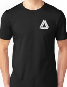 Bastille - Simple WWCOMMS Triangle Unisex T-Shirt