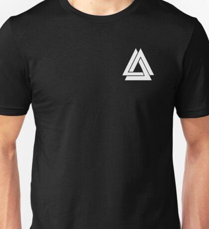 Bastille - Simple WWCOMMS Triangle Unisex T-Shirt