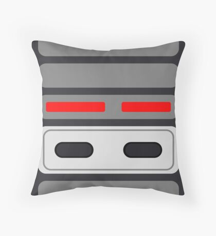 NES Select/Start Throw Pillow