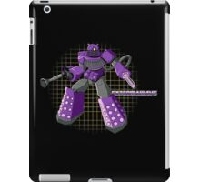 Extermawave iPad Case/Skin