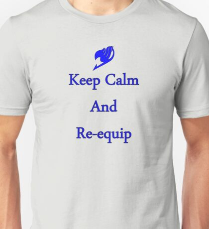 Erza Re-Equip Unisex T-Shirt