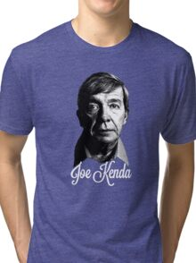 Joe Kenda Black Tri-blend T-Shirt