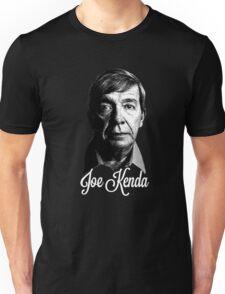 Joe Kenda Black Unisex T-Shirt