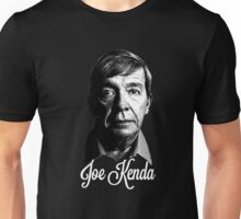 Joe Kenda Black Unisex T-Shirt