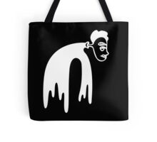 Sad man Tote Bag