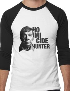 Joe Kenda Homicide Hunter Men's Baseball ¾ T-Shirt