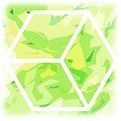 Green Hex by David Brandon