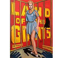 Land of the Giants and The Golden Cage Photographic Print
