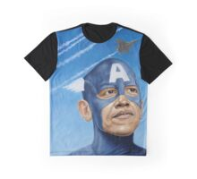 Barack America Graphic T-Shirt