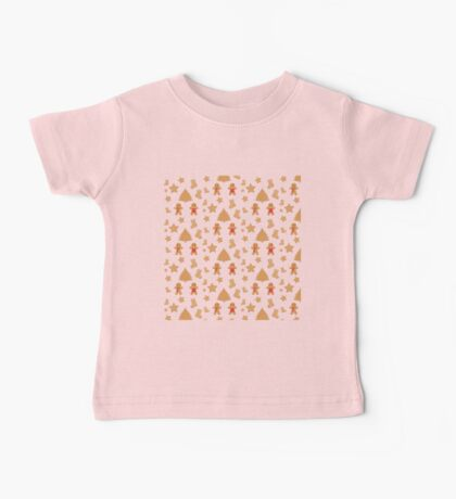 Gingerbread Wishes Baby Tee