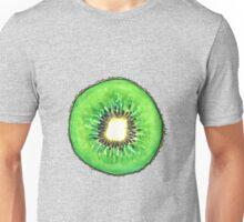 Kiwi Slice Unisex T-Shirt