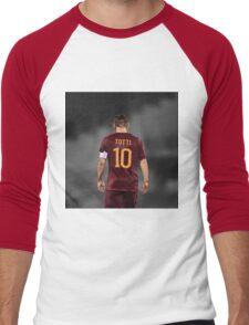 Francesco Totti 10 Men's Baseball ¾ T-Shirt