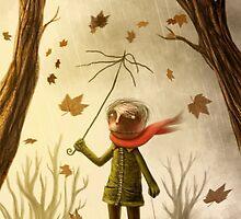 Autumn by Alexander Skachkov