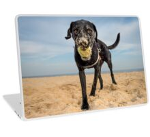 Beach Party Pup Laptop Skin
