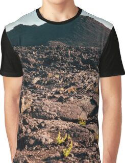 Craters of the Moon Graphic T-Shirt