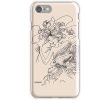 Delirium iPhone Case/Skin