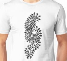 Rounded Leaves Plant Unisex T-Shirt