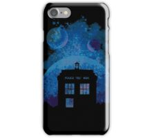 Who's night iPhone Case/Skin