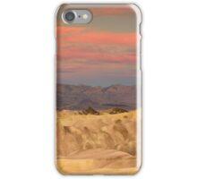 Zabriskie Point Sunrise iPhone Case/Skin