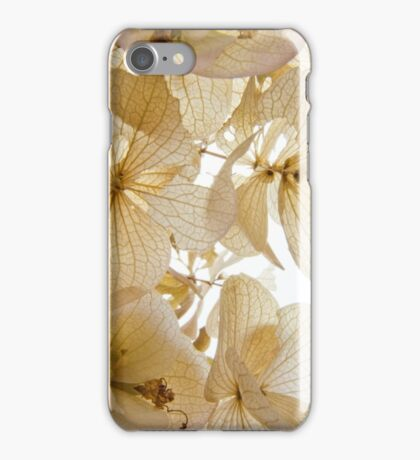 Paper Petals iPhone Case/Skin