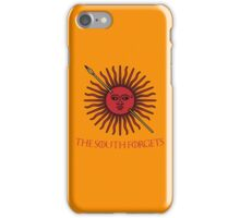The South Forgets Martell Game of Thrones iPhone Case/Skin